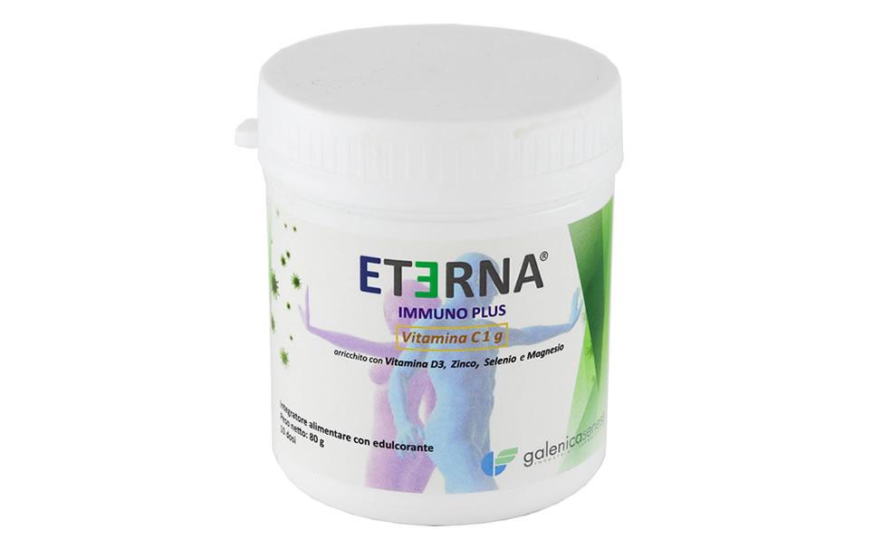 Eterna Immuno Plus 80gr in polvere - Confezione singola